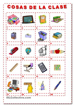 Blog posts mis clases 2015 2016 for 10 objetos en ingles del salon de clases